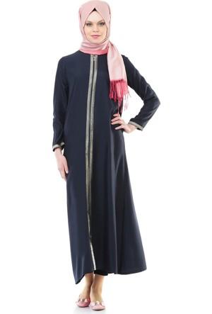 İhvan 5009-2 Fermuarlı Namaz Elbisesi