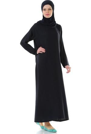 İhvan 5007-2 Pratik Kendinden Örtülü Namaz Elbisesi