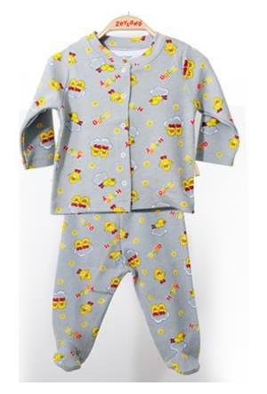 Zeyland Erkek Bebek Pijama Takım