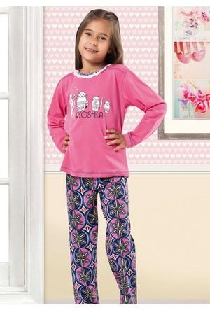 Özkan 40681 Kız Çocuk Pijama Takımı