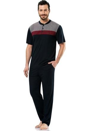 Erdem 8697 Kısa Kol Erkek Pijama Takımı