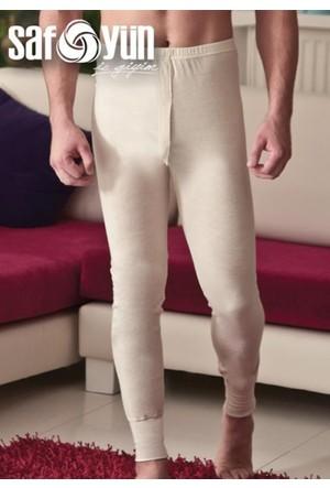 Safyün 542 Erkek Yün İçlik Uzun Don