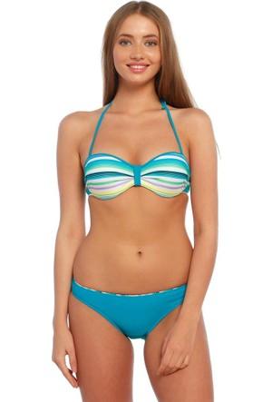 Full Likra Desteksiz Bikini 60236 Beria