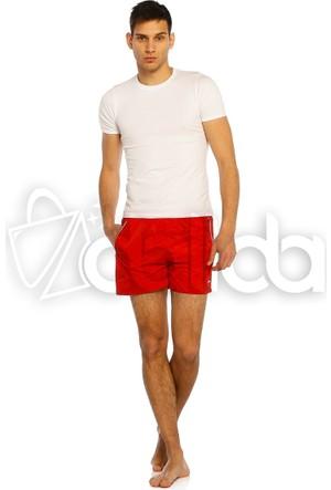 Reem 117067 Erkek Şort Kırmızı