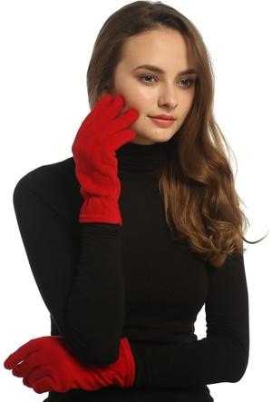 Softlook 8305 Bayan Polar Eldiven - Kırmızı