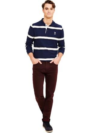 U.S. Polo Assn. Erkek Parker-Plum Pantolon