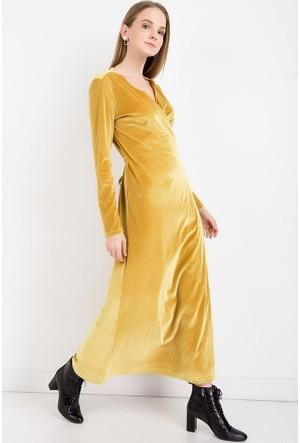 Twenty Three Sarı Elbise 7940