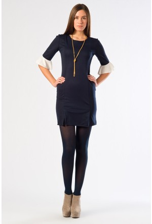 Ey-Tay Bayan Triko Elbise