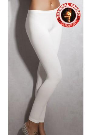 Doreanse 8065 Bayan Uzun Termal İçlik Tayt