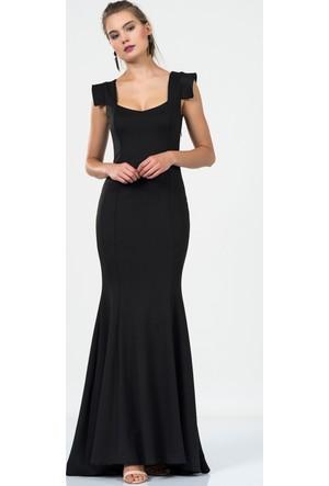 İroni 5941-966 Kadın Elbise Siyah