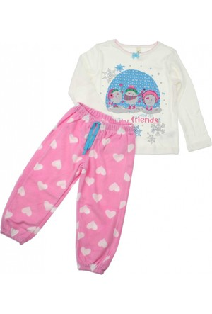 ModaKids Wonder Kids Kız Çocuk Pijama Takım 010-4523-028