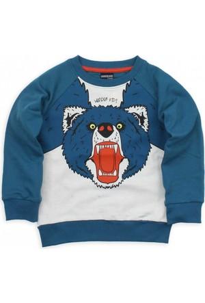ModaKids Wonder Kids Erkek Çocuk Uzun Kol Sweatshirt 010-4614-013