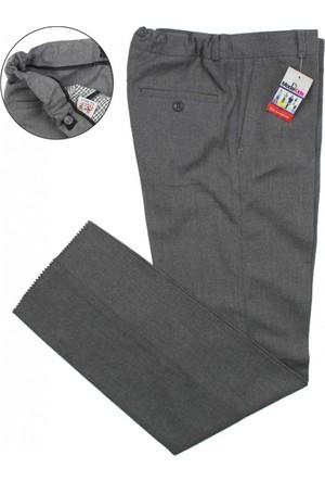 ModaKids Modakıds Erkek Çocuk Gri Okul Pantolon 016-3600-011