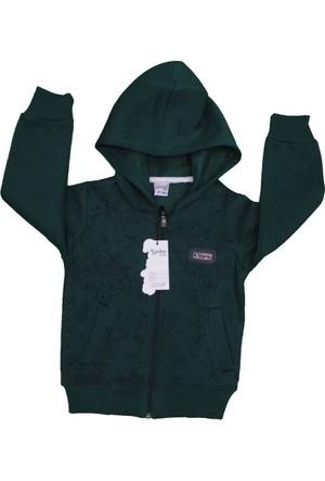 London Nkt-27 Çocuk Ceket Yeşil