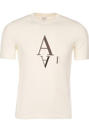 Armani Collezioni Erkek T-Shirt 6Xct59Cjruz