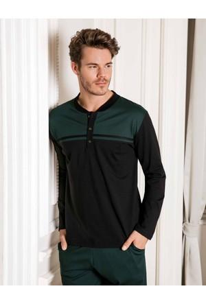 Yeni İnci EPJ-604 Süprem Erkek Pijama Takımı