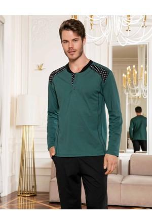Yeni İnci EPJ-608 Süprem Erkek Pijama Takımı