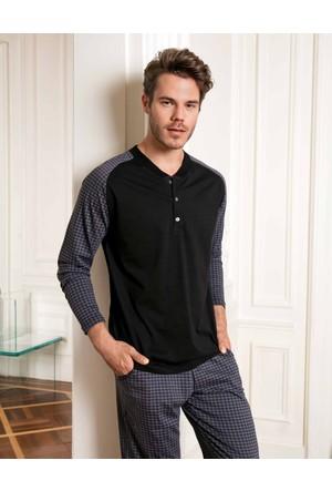 Yeni İnci EPJ-614 Süprem Erkek Pijama Takımı