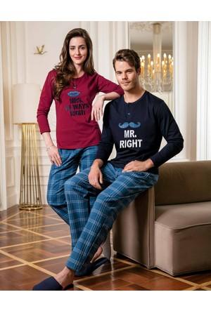 Yeni İnci EPJ-616 Süprem Erkek Pijama Takımı