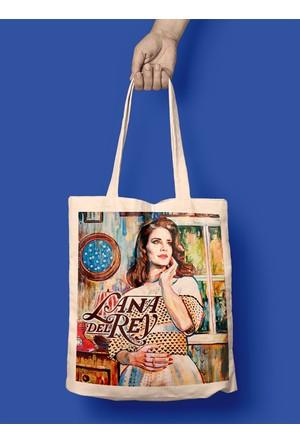 iF Dizayn Lana Del Rey Bez Çanta