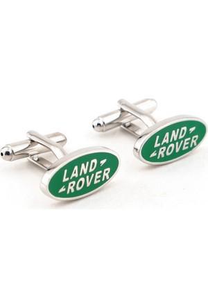 Solfera Land Rover Jip Logo Kol Düğmesi Araba Otomobil Cx076