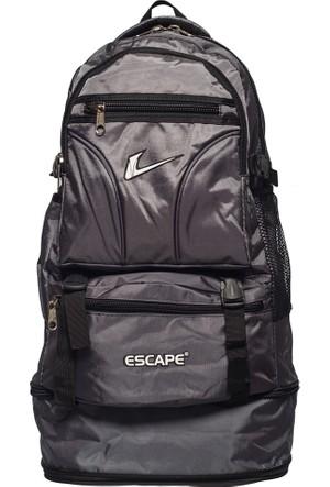 Escape Kumaş Dağcı Çantası Escdğc 508 Gri