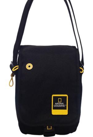 National Geographic Kumaş Çapraz Çanta Ng3506.06 Siyah