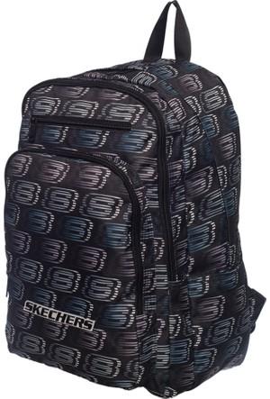 Skechers Kumaş Sırt Çantası S102.06 Siyah