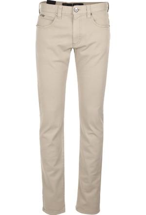 Armani Collezioni Jeans Erkek Pamuklu Pantolon UCPJ06UCS01