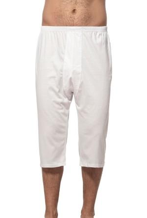 Özkan Erkek Paçalı Don 0052 Beyaz