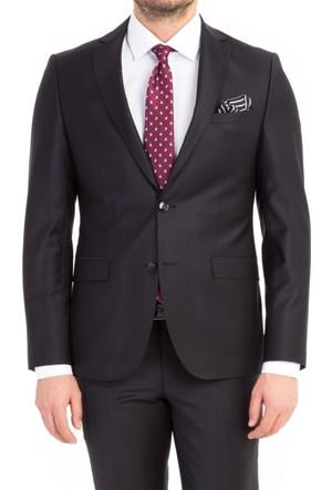 Kiğılı Super Slim Fit Düz Takım Elbise