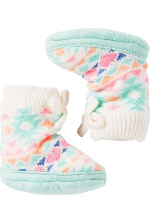 Carter's Kız Bebek Çorap Terlik GB13951