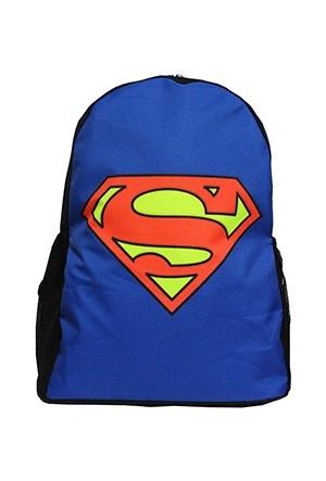 Kripton Superman Sırt Çantası