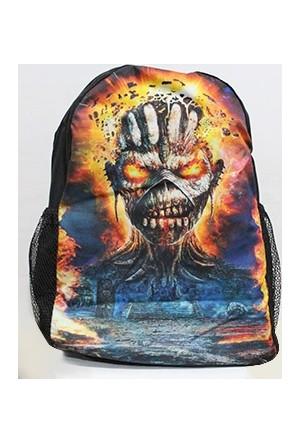 Kripton Iron Maiden Sırt Çantası