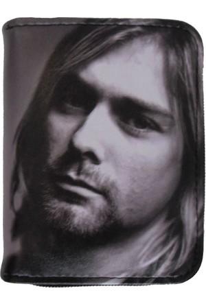 Köstebek Kurt Cobain Cüzdan 2