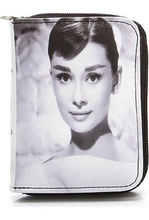 Köstebek Audrey Hepburn Cüzdan