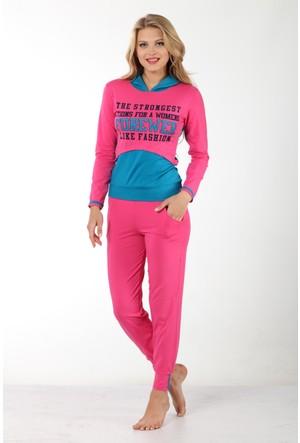 Insomnia Lingerie 6059 Uzun Pijama Takımı
