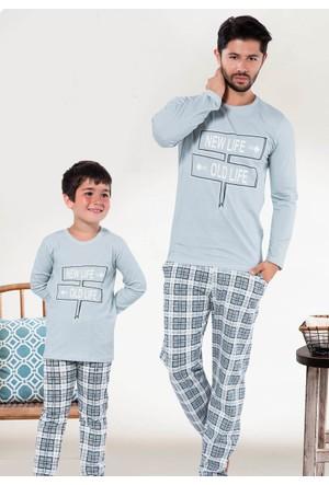 Elitol Baba ve Oğul Pijama Takım 11920