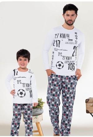 Elitol Baba ve Oğul Pijama Takım 11930