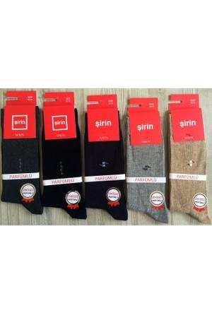 Şirin Erkek 12'Li Paket Parfümlü Çorap 7350