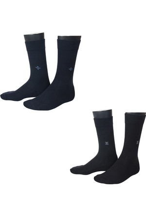 Şirin Erkek 6'Li Paket Taban Havlu Çorap 8700