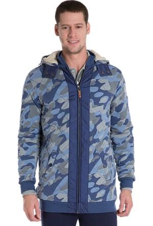 U.S. Polo Assn. Edwin Erkek Sweatshirt Mavi 50150287-Vr028