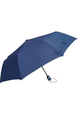 Golf Şemsiye - Ruber Kaplama - Lacivert
