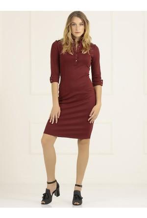 Faik Sönmez Örme Elbise 33164
