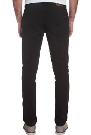 Volcom 24 Denim ink Black Black Pantolon