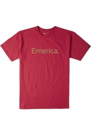 Emerica Pure Emerica 121 Cardinal Tişört