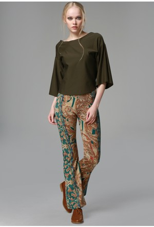 Quincey Kadın Pantolon DP2118