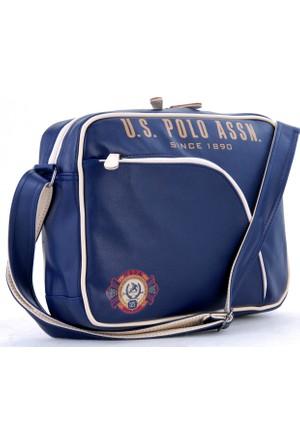 U.S. Polo Assn Plçan4552 Postacı Çanta Lacivert