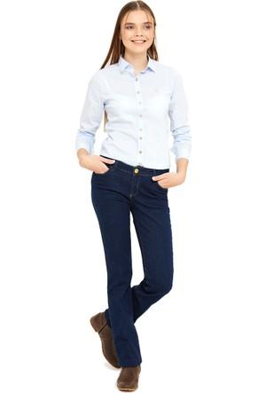 U.S. Polo Assn. Francesca Kadın Denim Pantolon