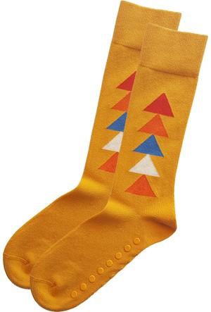 Katia&Bony Erkek Sarı Çorap 00569